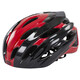 Bell Event Helm red/black road block